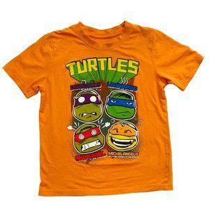 Orange TMNT T-Shirt